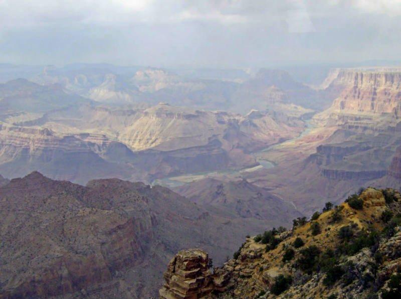 Grand Canyon in Arizona.